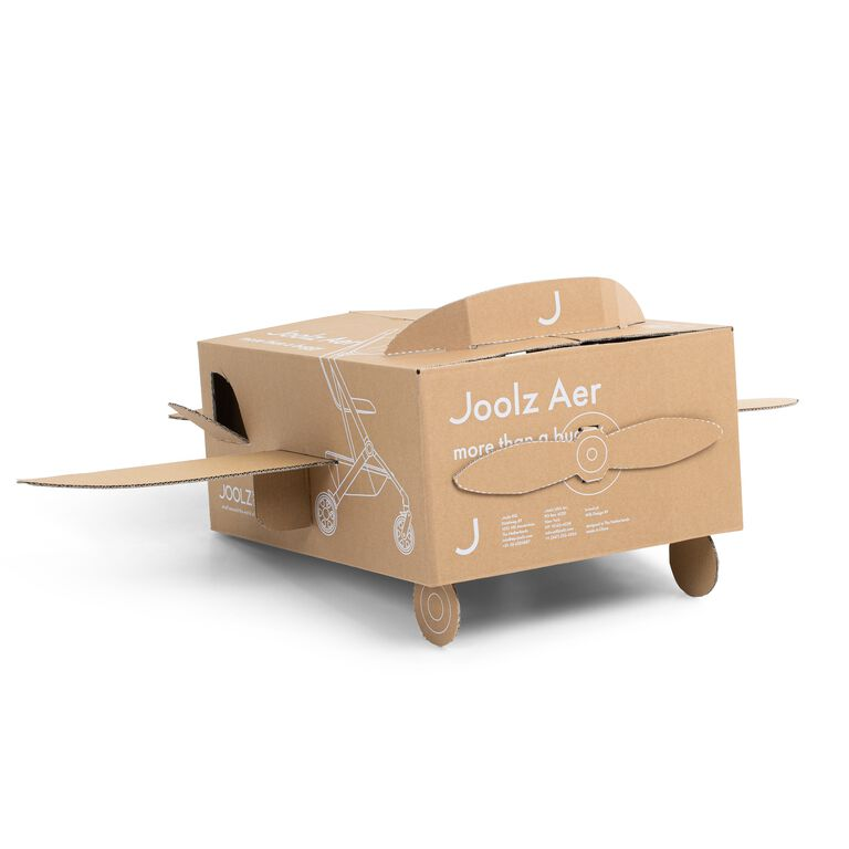 Joolz Aer baby buggy - what is in the box