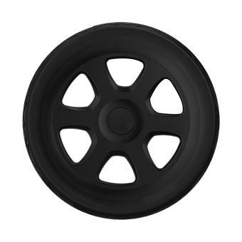 Joolz Geo² rear wheel set black for Joolz Geo² pushchair