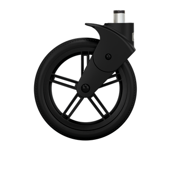 Joolz Geo front wheel set black for Joolz Pushchair