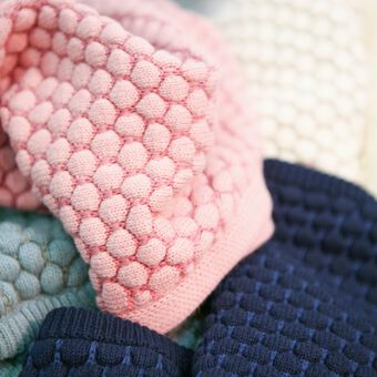 Joolz Essentials honeycomb blanket,