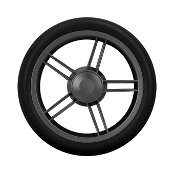 Joolz Geo rear wheel set ,