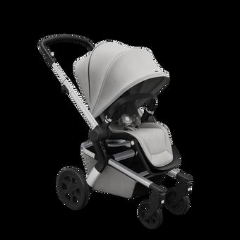 Joolz Hub stroller, STUNNING SILVER