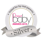 2019 - Hub - Project baby award Silver for Best Travel System