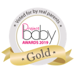 Project baby gold award for best pram innovation Joolz Hub 2019