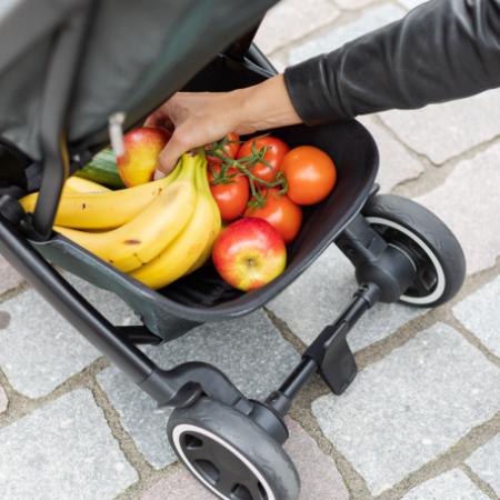 Een lichtgewicht en opvouwbaar buggy voor onderweg