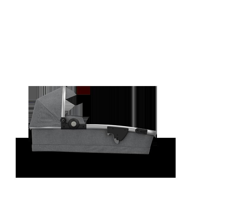 Joolz Geo² expandable set, GRAPHITE GREY
