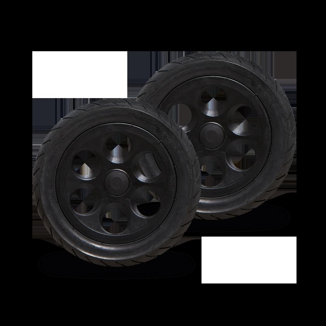 Joolz Day rear wheel set,
